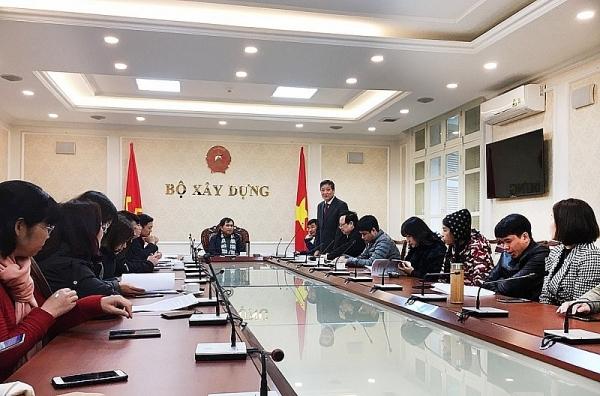 thu truong le quang hung danh gia tot hoat dong cua bao xay dung trong nam 2020