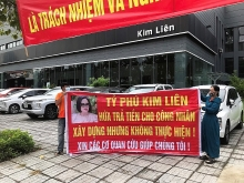 qua ng bi nh chu so huu dai ly oto kim lien dong hoi bi to no tien nha thau chay y khong tra