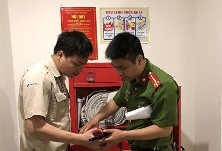 hung yen xu phat hanh chinh 5 doanh nghiep vi pham ve phong chay chua chay